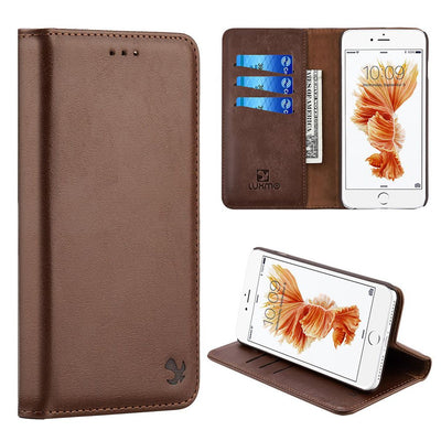 Detachable Wallet Brown Iphone 6/7/8 - Bling Cases.com