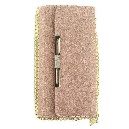 Detachable Purse Rose Gold Note 8 - Bling Cases.com