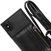 Crossbody Card Holder Case Iphone XS Max