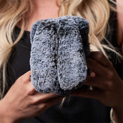Bunny Fur Grey Case Iphone 7/8 Plus
