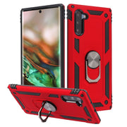 Hybrid Ring Red Case Samsung Note 10 - Bling Cases.com