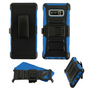 Holster Combo Blue Case Samsung Note 8 - Bling Cases.com