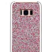 Hybrid Bling Case Pink Samsung S8 Plus - Bling Cases.com
