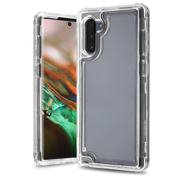 Hybrid Clear Case Samsung Note 10 - Bling Cases.com