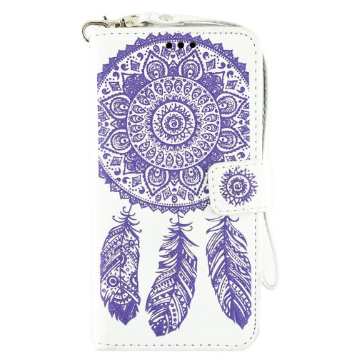 Dream Catcher Wallet Purple Iphone XS MAX - Bling Cases.com