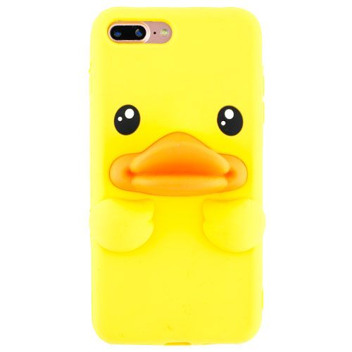 Rubber Ducky Yellow Iphone 6/7/8 Plus - Bling Cases.com