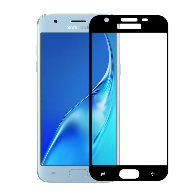 Pack of 2 Tempered Glass Clear J3 2017 - Bling Cases.com