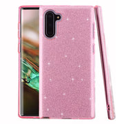 Glitter Pink Case Samsung Note 10 - Bling Cases.com