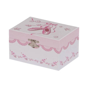 Clarice Ballerina Jewelry Box
