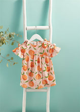Load image into Gallery viewer, Orange Bow Dress
