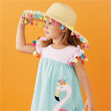 Load image into Gallery viewer, Tassel Mudpie Sun Hat