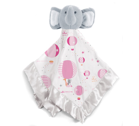Pink Up In The Air Modal My Lovely Elephant