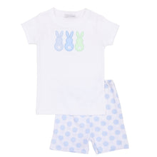 Load image into Gallery viewer, Little Peeps Applique Short PJ