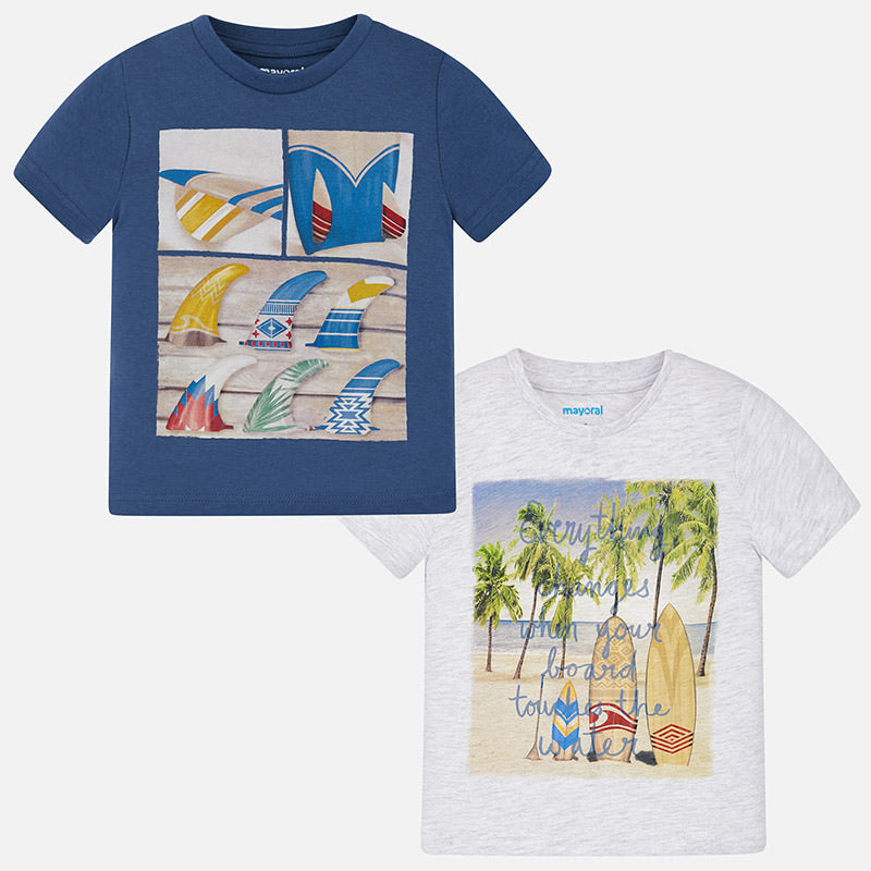 Surf Set of 2 T Shirts