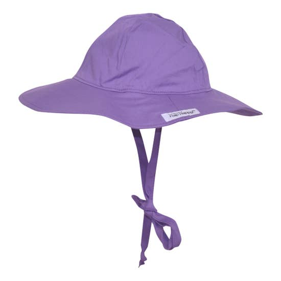 Purple UPF50+ Floppy Hat