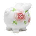 Load image into Gallery viewer, Gypsy Rose Pig Bank