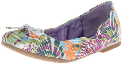 Fiona Floral Multi Ballet Shoe by Sam Edelman