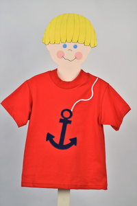 Anchor Tee & Short Funtasia too Set