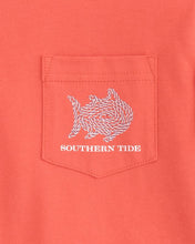 Load image into Gallery viewer, Terracotta LS Skipjack Rope Tee