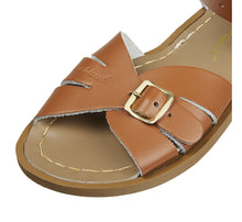 Load image into Gallery viewer, Tan Salt Water Classic Sandals