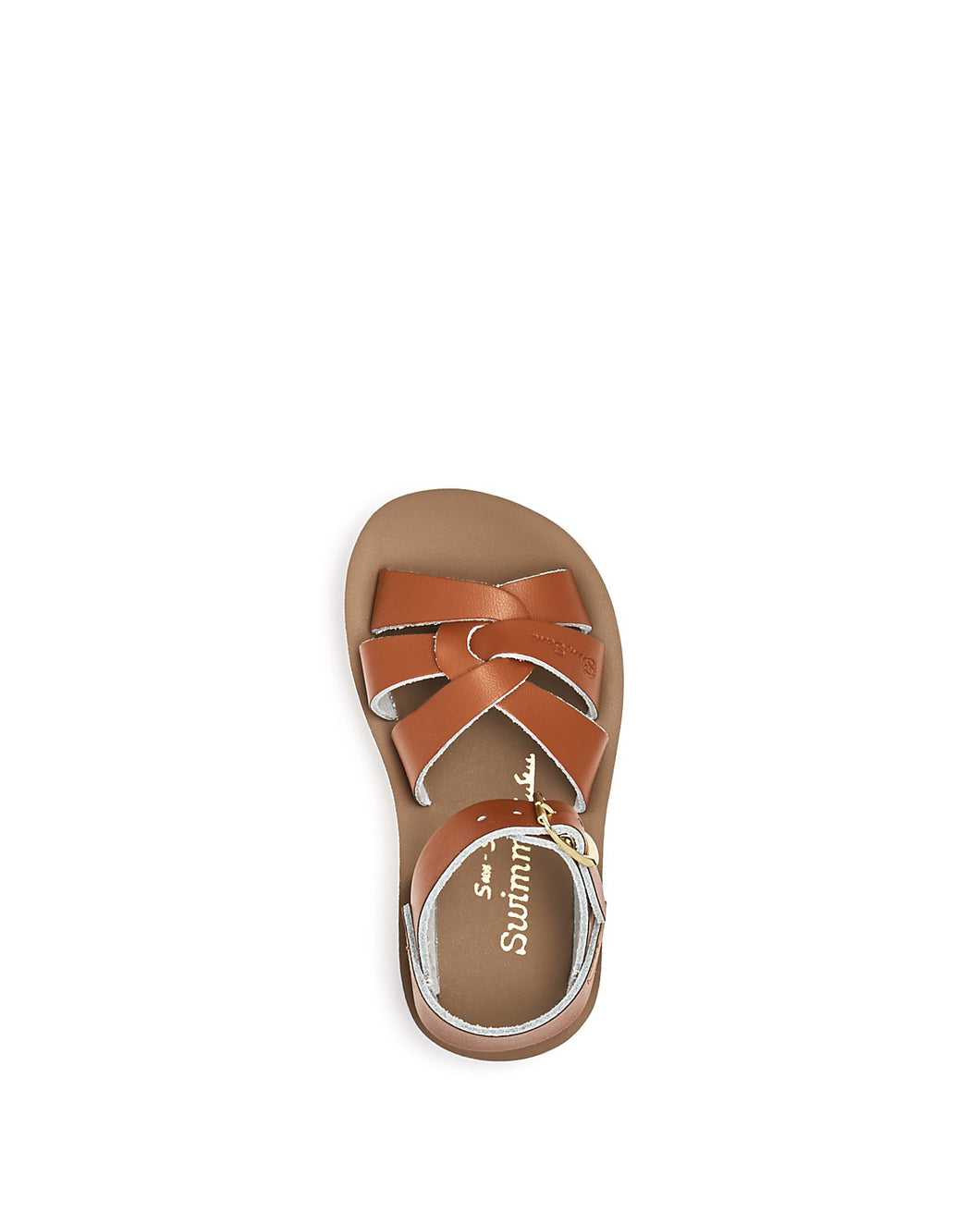 Tan Swimmer Sun San Salt Water Sandal