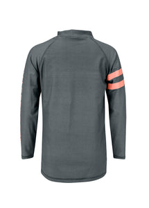 Steel Grey/Coral Arm Band LS R
