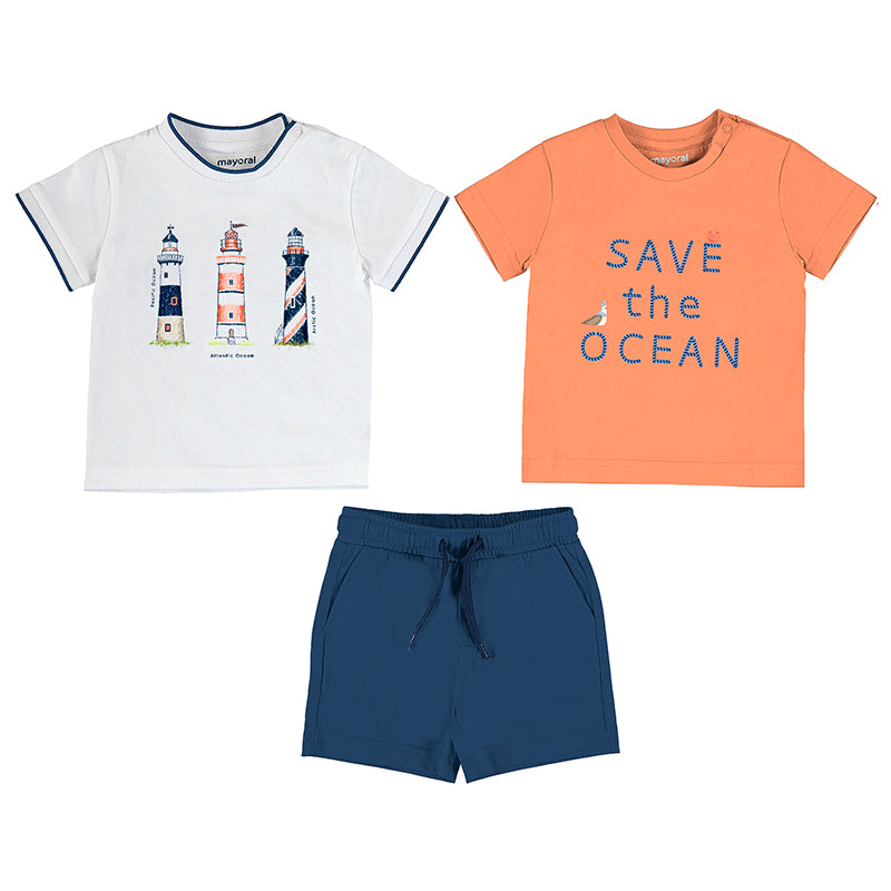 Save the Ocean 3Pc Set