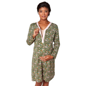 Harlow Modal Magnetic Nursing Gown