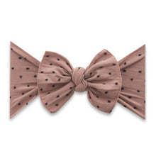 Load image into Gallery viewer, Patterned Shabby Knot Bow