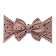 Patterned Shabby Knot Bow
