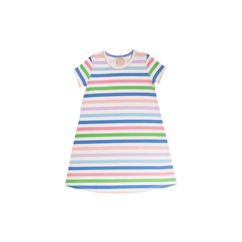 Broad Street Stipe Polly Play Dress