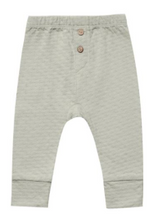 Load image into Gallery viewer, Sage Organic Pointelle Tee & Pajama Pant