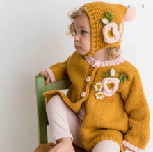 Load image into Gallery viewer, Poppy Gold Sweater