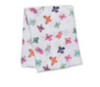 Butterfly Cotton Muslin Swaddle