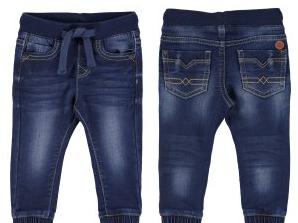 Dark Denim Pants