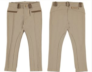 Camel Long Trousers