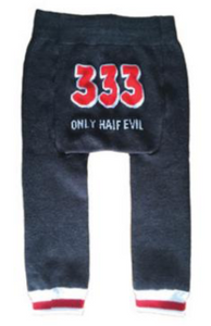 Only Half Evil Tights