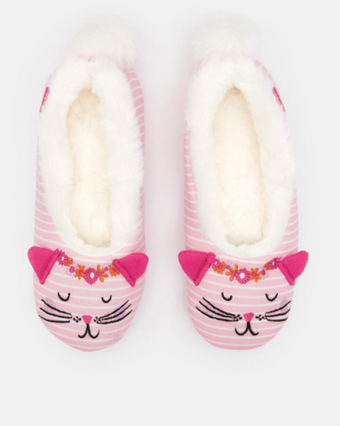 Cat Dreama Slipper