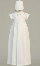 Load image into Gallery viewer, Mason Christening with Detachable Gown & Hat