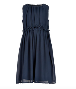Total Eclipse Chiffon Dress