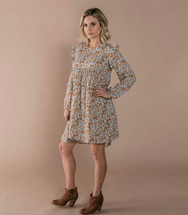 Bloom Piper Dress