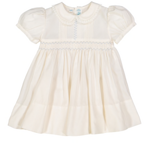 Ivory Blue Vintage Midgie Dress