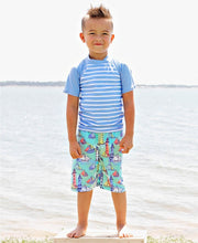Load image into Gallery viewer, Light the Way Swim Trunks