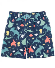 Load image into Gallery viewer, Under the Sea Swim Trunks