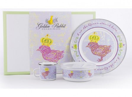 Chickie Girl Child Set