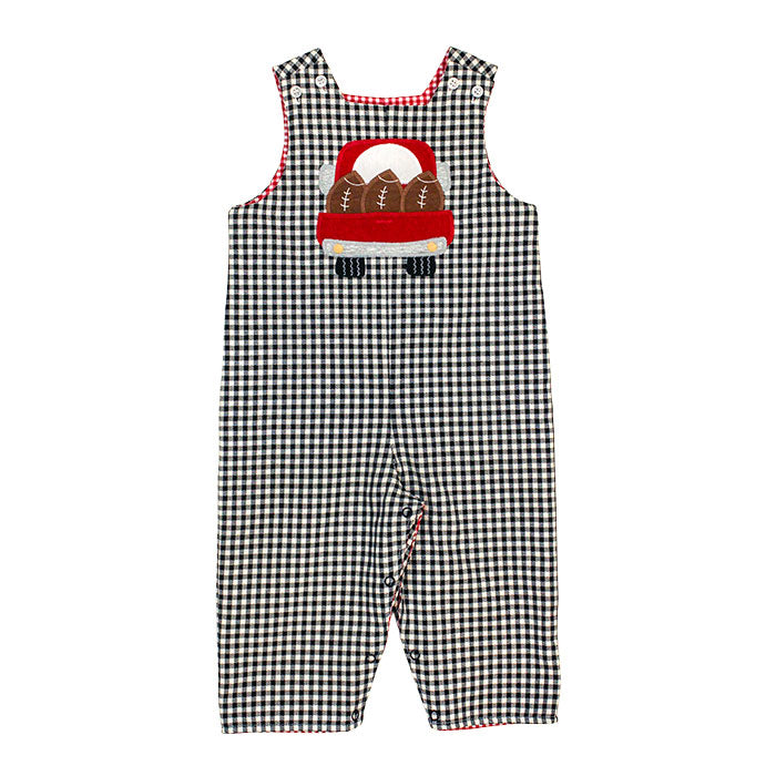 Football & Hedgehog Reversible Bailey Boys John John