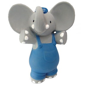 Alvin the Elephant Rubber Toy