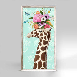 Haute House Giraffe on Sea Glass