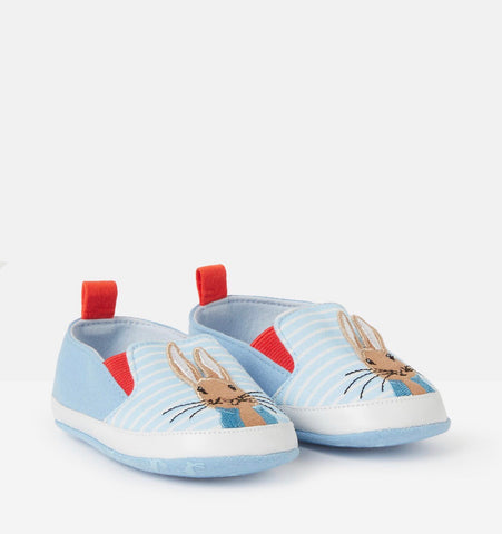 Blue Peter Rabbit Littleton Pram Shoes