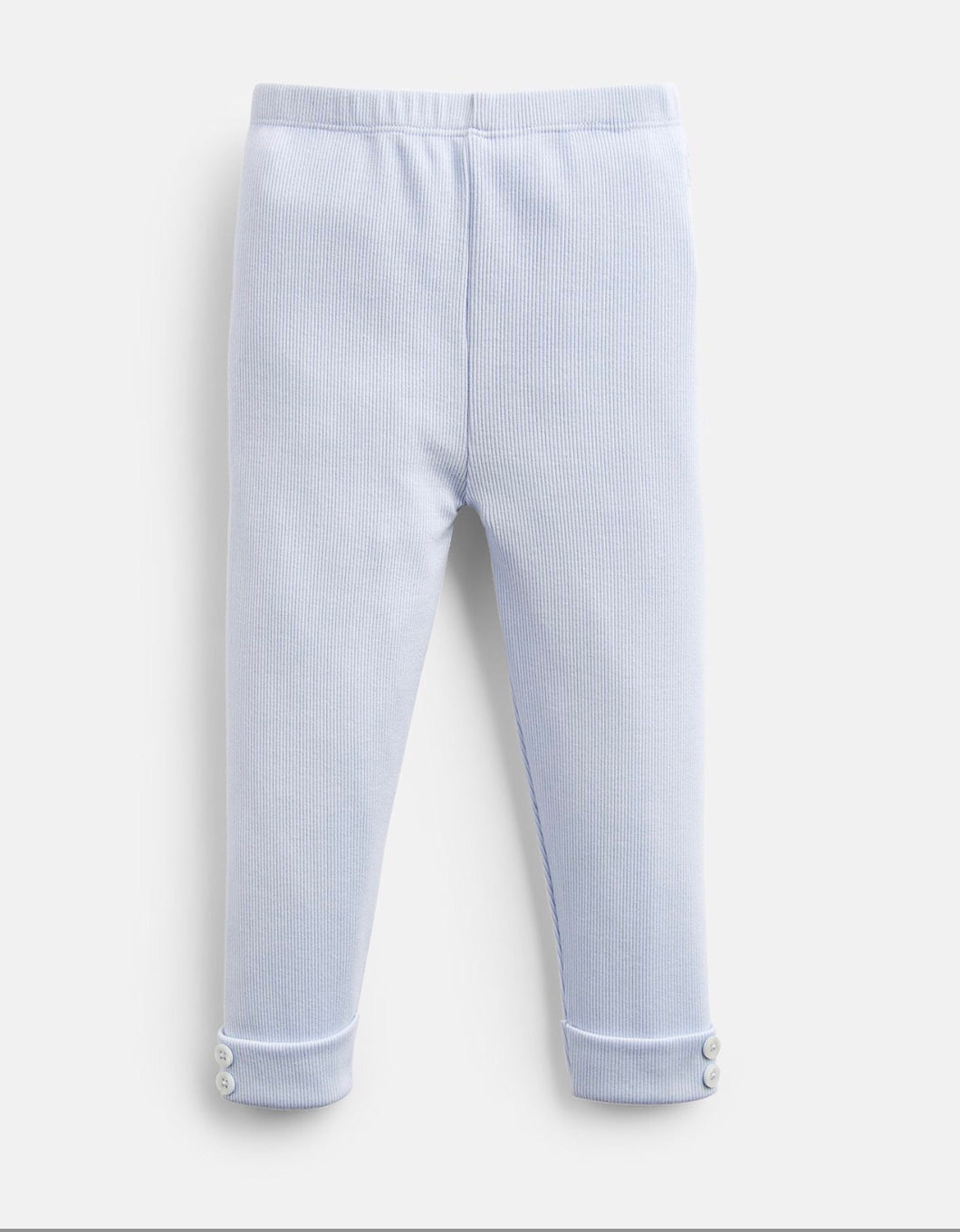 Ice Blue Lula Rib Leggings